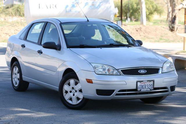 2007 Ford Focus SE Santa Clarita, CA 3