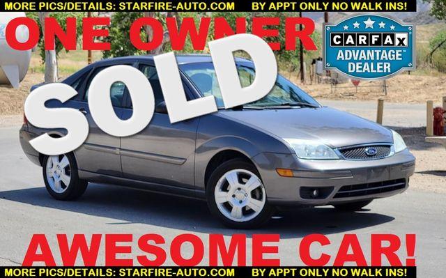 2007 Ford Focus SES Santa Clarita, CA