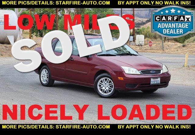 2007 Ford Focus SE Santa Clarita, CA