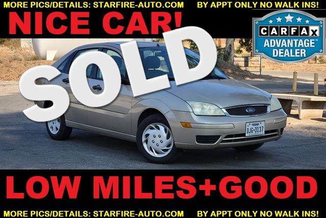 2007 Ford Focus S in Santa Clarita, CA 91390