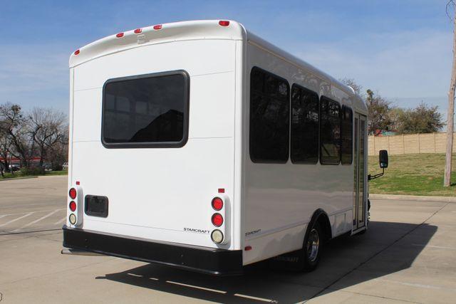 2007 Ford E350 15 Passenger Starcraft Shuttle Bus Irving, Texas 10