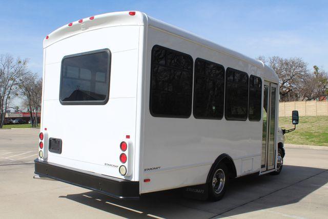 2007 Ford E350 15 Passenger Starcraft Shuttle Bus Irving, Texas 11