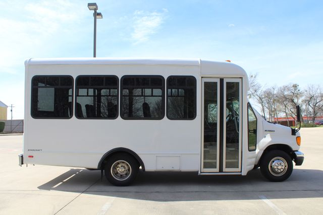 2007 Ford E350 15 Passenger Starcraft Shuttle Bus Irving, Texas 12