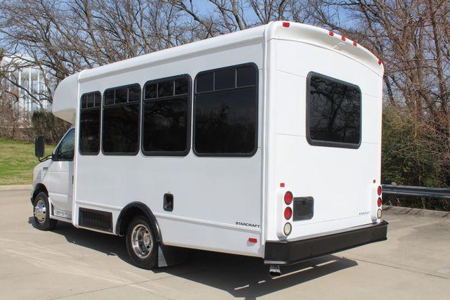 2007 Ford E350 15 Passenger Starcraft Shuttle Bus Irving, Texas 7