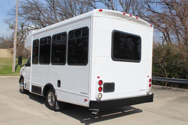 2007 Ford E350 15 Passenger Starcraft Shuttle Bus Irving, Texas 8