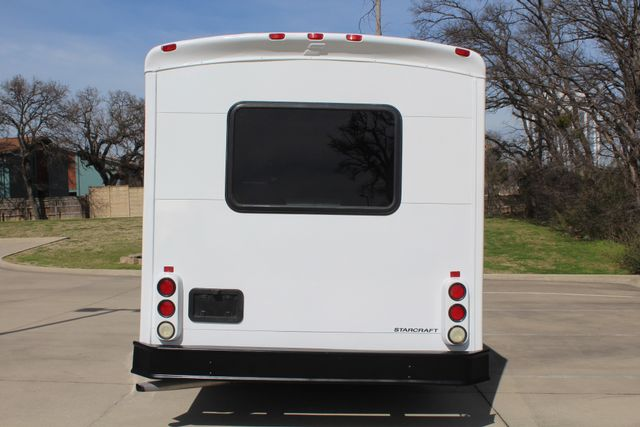 2007 Ford E350 15 Passenger Starcraft Shuttle Bus Irving, Texas 9