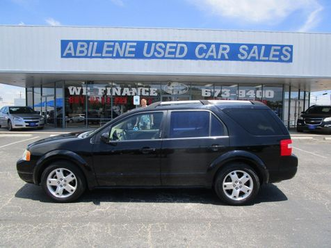 2007 Ford Freestyle Limited in Abilene, TX