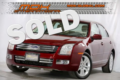 2007 Ford Fusion SEL - Leather - Only 28K miles in Los Angeles
