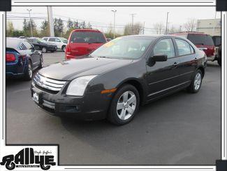 2007 Ford Fusion SE in Burlington WA, 98233