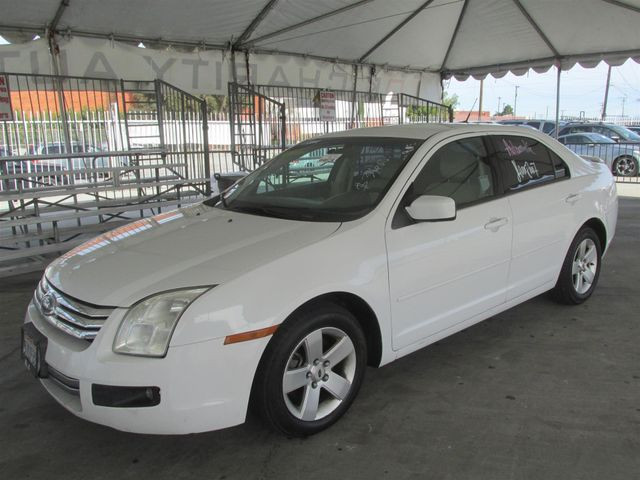 2007 Ford Fusion SE Gardena, California