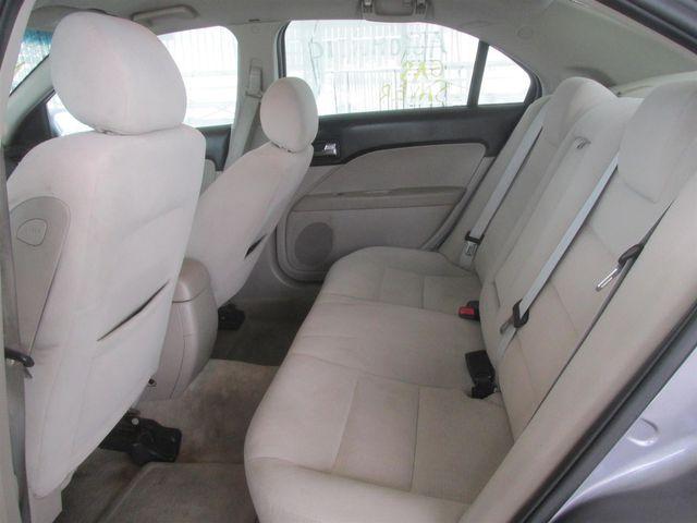 2007 Ford Fusion SE Gardena, California 10