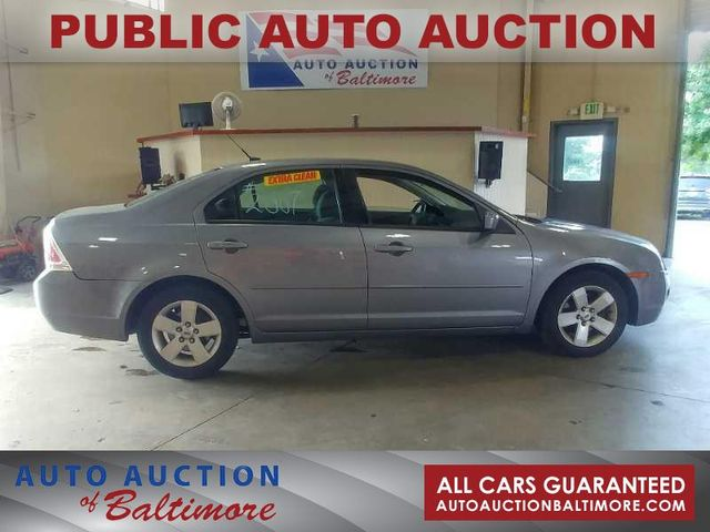 2007 Ford Fusion SE | JOPPA, MD | Auto Auction of Baltimore  in Joppa MD