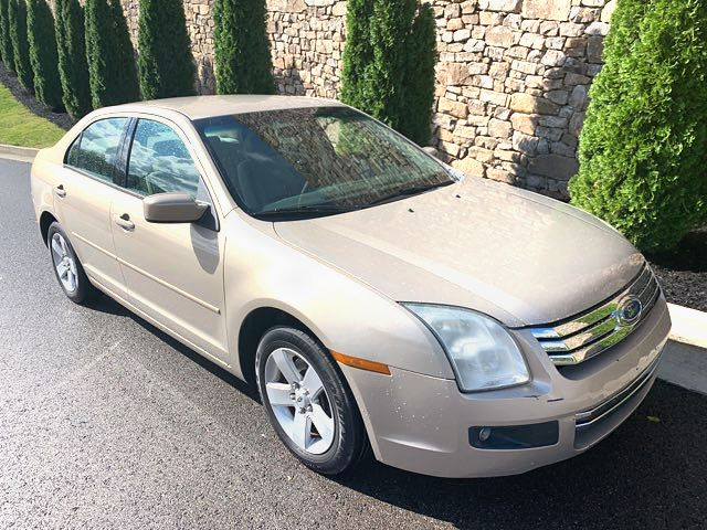 2007 Ford Fusion SE in Knoxville, Tennessee 37920