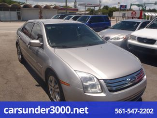 2007 Ford Fusion SEL Lake Worth , Florida