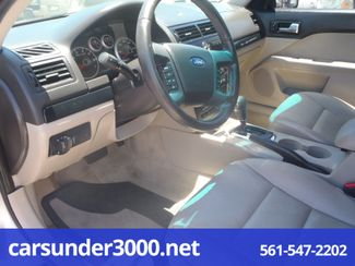 2007 Ford Fusion SEL Lake Worth , Florida 4