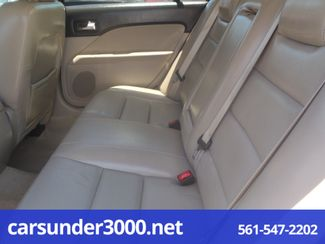 2007 Ford Fusion SEL Lake Worth , Florida 6