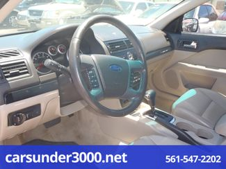 2007 Ford Fusion SEL Lake Worth , Florida 7