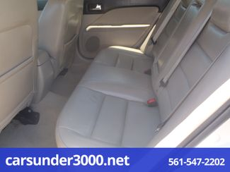 2007 Ford Fusion SEL Lake Worth , Florida 8