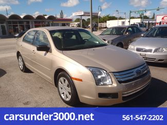 2007 Ford Fusion S Lake Worth , Florida 1