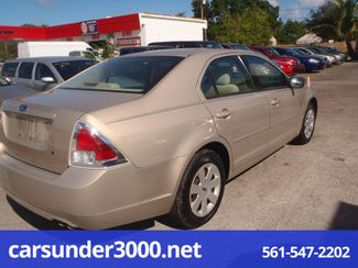 2007 Ford Fusion S Lake Worth , Florida 2