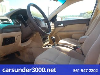 2007 Ford Fusion S Lake Worth , Florida 4
