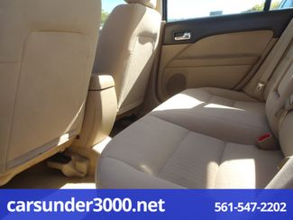 2007 Ford Fusion S Lake Worth , Florida 5