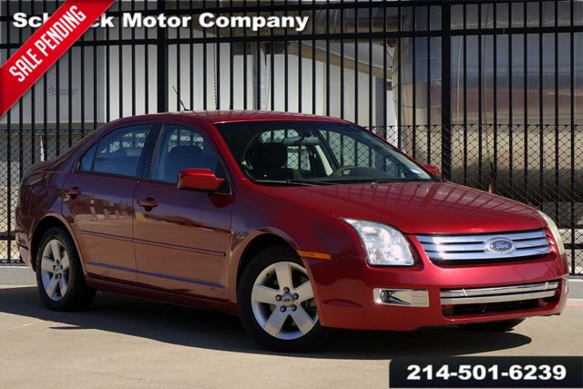 2007 Ford Fusion SE in Plano TX, 75093