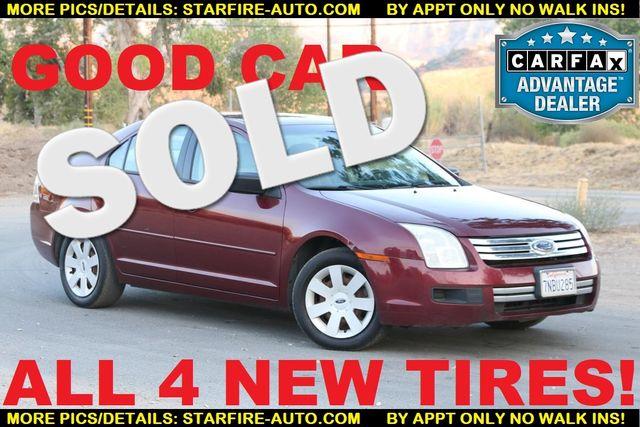 2007 Ford Fusion S Santa Clarita, CA 0