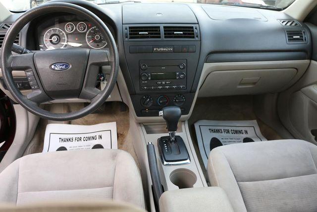 2007 Ford Fusion S Santa Clarita, CA 7
