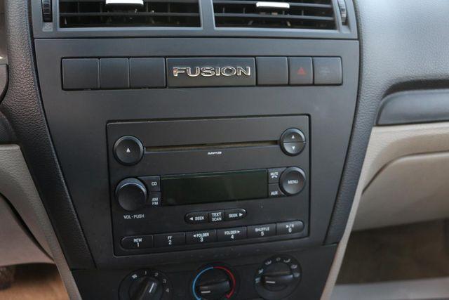 2007 Ford Fusion S Santa Clarita, CA 19