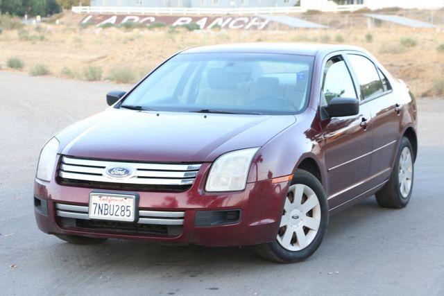 2007 Ford Fusion S Santa Clarita, CA 4