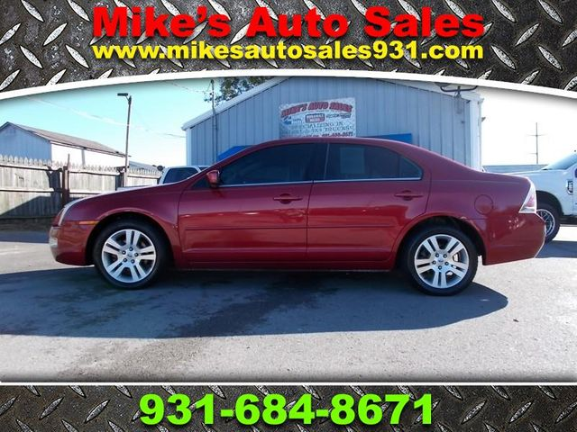 2007 Ford Fusion SEL Shelbyville, TN