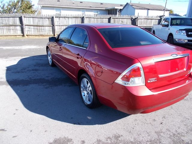 2007 Ford Fusion SEL Shelbyville, TN 4