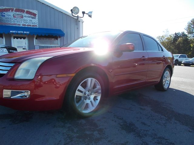 2007 Ford Fusion SEL Shelbyville, TN 5