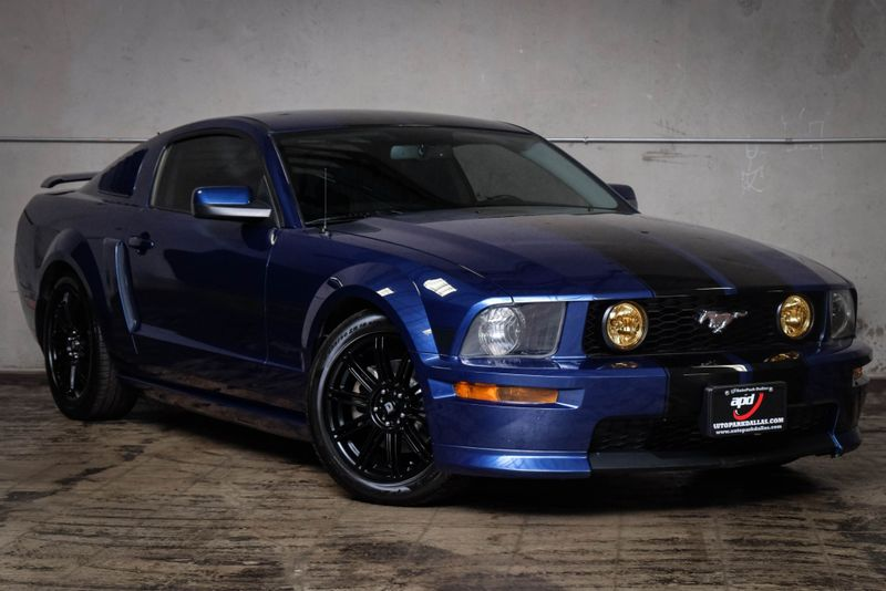 2007 Ford Mustang Gt Premium California Special Addison Tx 75001