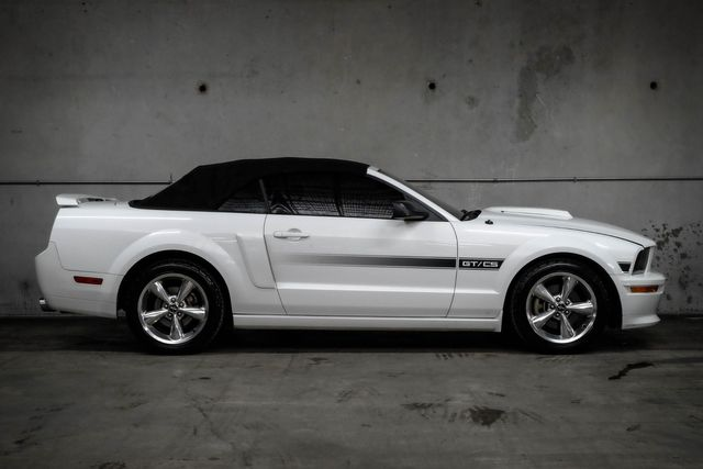 2007 Ford Mustang GT Premium California Special in Addison, TX 75001