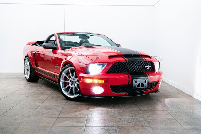 2007 Ford Mustang Shelby GT500 SUPERSNAKE in Addison, TX 75001