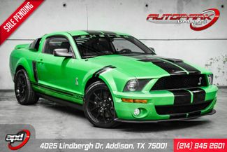 2007 Ford Mustang Shelby GT500 w/ Factory NAV in Addison, TX 75001