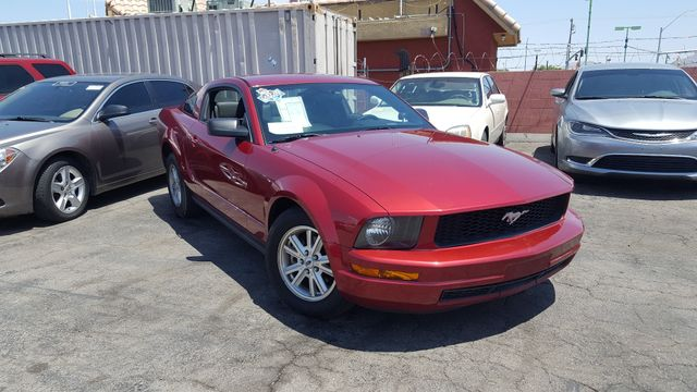2007 Ford Mustang AUTOWORLD (702) 452-8488 Las Vegas, Nevada 5
