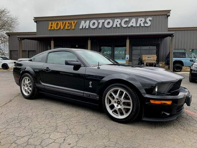 2007 Ford Mustang SuperCharged Shelby GT500 600HP