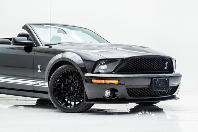 2007 Ford Mustang Shelby GT500 Convertible 600+ HP in Carrollton, TX 75006