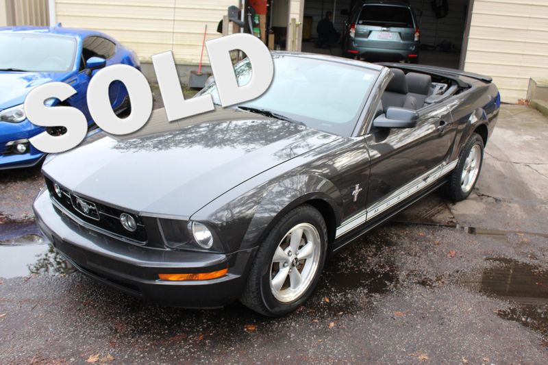 2007 Ford Mustang Premium | Charleston, SC | Charleston Auto Sales in Charleston SC