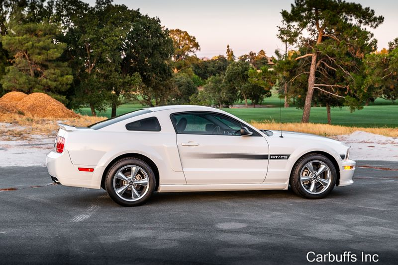 2007 Ford Mustang GT/CS California Special   Concord, CA   Carbuffs in Concord, CA