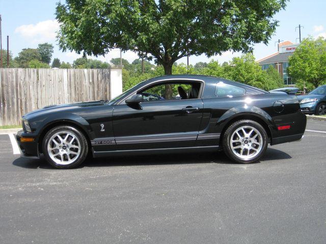 2007 Ford Mustang Shelby GT500 Conshohocken, Pennsylvania 2