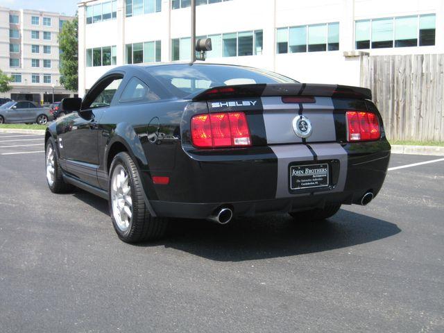 2007 Ford Mustang Shelby GT500 Conshohocken, Pennsylvania 4