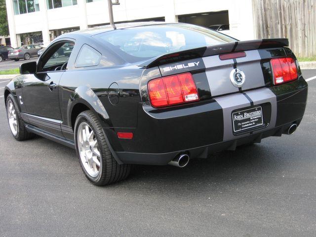 2007 Ford Mustang Shelby GT500 Conshohocken, Pennsylvania 10