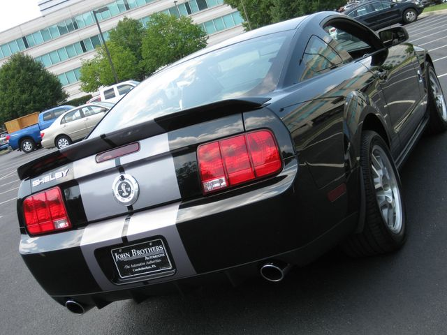 2007 Ford Mustang Shelby GT500 Conshohocken, Pennsylvania 11