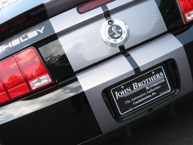 2007 Ford Mustang Shelby GT500 Conshohocken, Pennsylvania 13