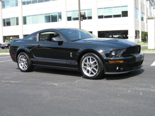 2007 Ford Mustang Shelby GT500 Conshohocken, Pennsylvania 21