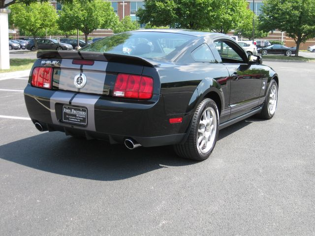2007 Ford Mustang Shelby GT500 Conshohocken, Pennsylvania 24